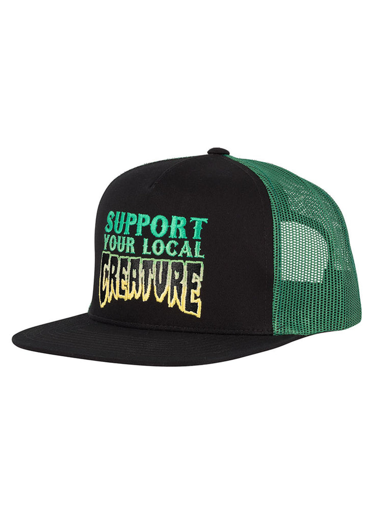 Support Mesh High Profile Trucker Hat