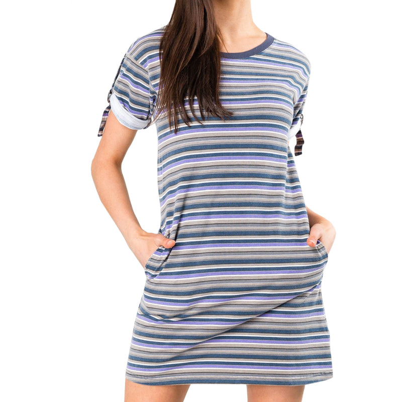 Rusty Women's Episodes Short Sleeve Dress