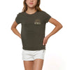 Girls Boardwalk Tee