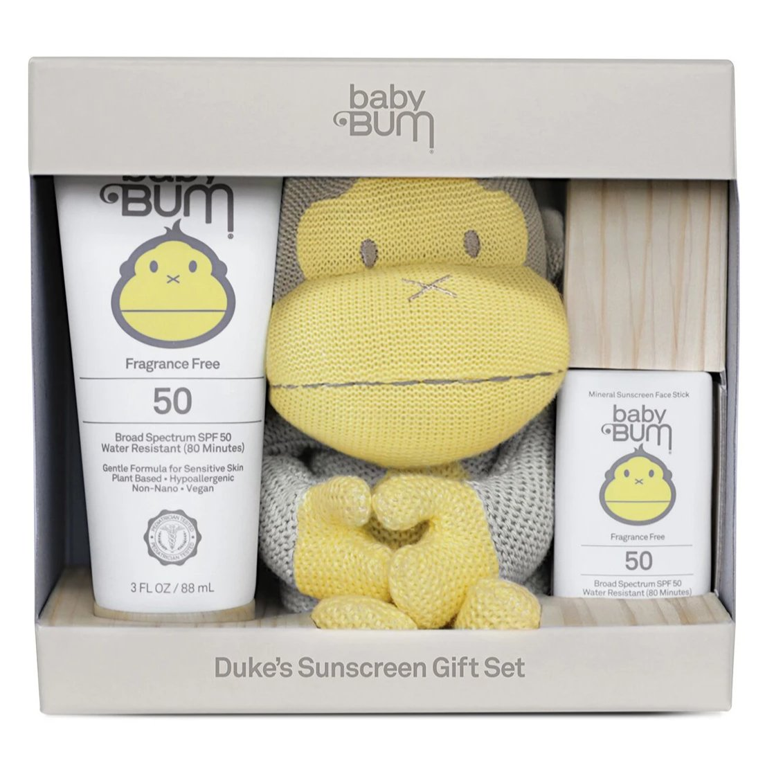 Baby Bum Duke's Sunscreen Gift Set