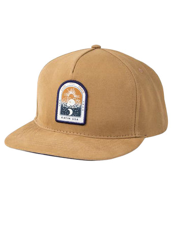 Katin Men's Dusk Till Dawn 5 Panel Snapback Hat