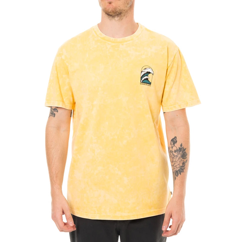 Wave Cage S/S Tee