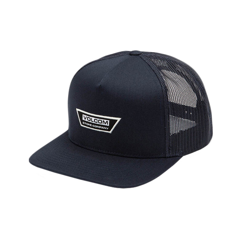 Boy's Trapezoid Cheese Trucker Hat