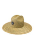 Boy's Quarter Straw Hat