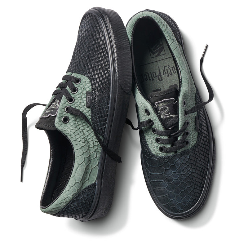 Vans x Harry Potter Slytherin Era Shoes