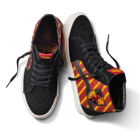 Vans x Harry Potter Gryffindor Sk8-Hi Shoes