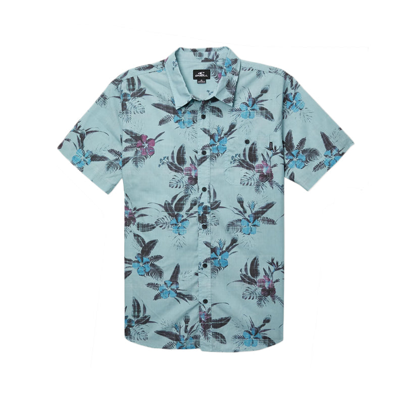 O'Neill Fiiore Short Sleeve Button Up Shirt