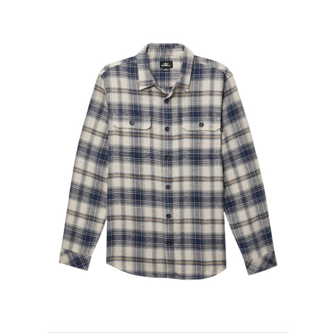 O'Neill Paramount Long Sleeve Flannel