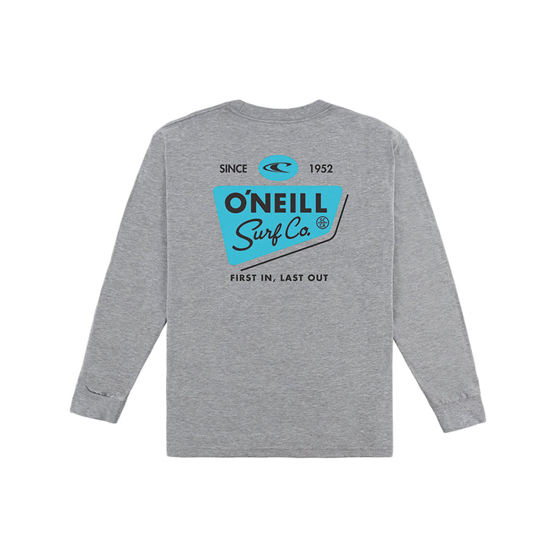 O'Neill Boy's Fast N Fresh Long Sleeve T-Shirt