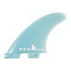 FCS II Carver Glass Flex Tri Set Surf Fins SP20