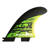 FCS II Matt Builos Tri-Quad Surf Fins SP20