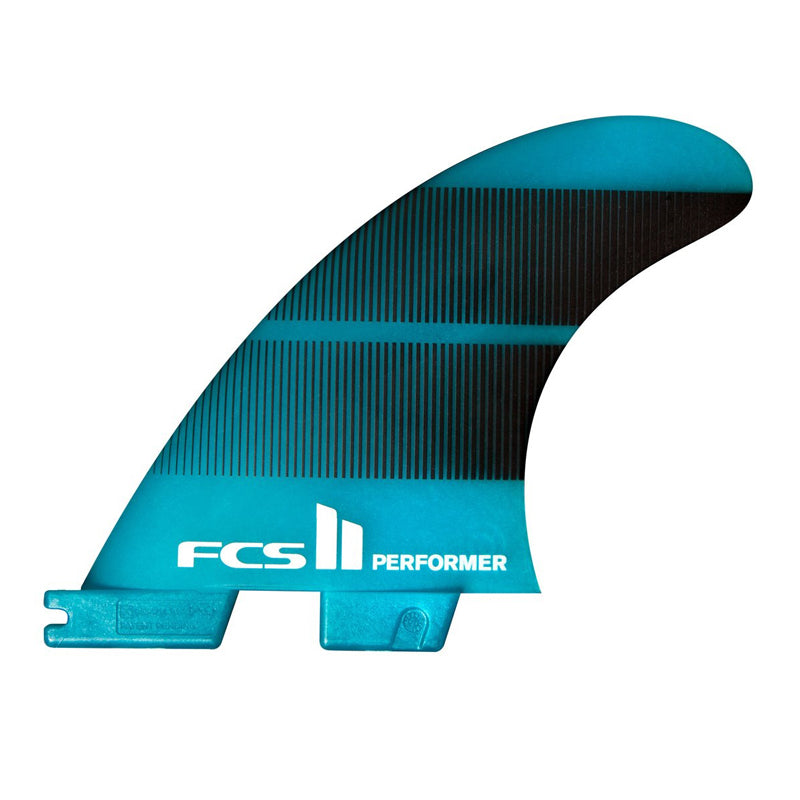 FCS II Performer Neo Glass Tri Set Surf Fins SP20