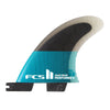 FCS II Performer PC Quad Rear Surf Fins SP20