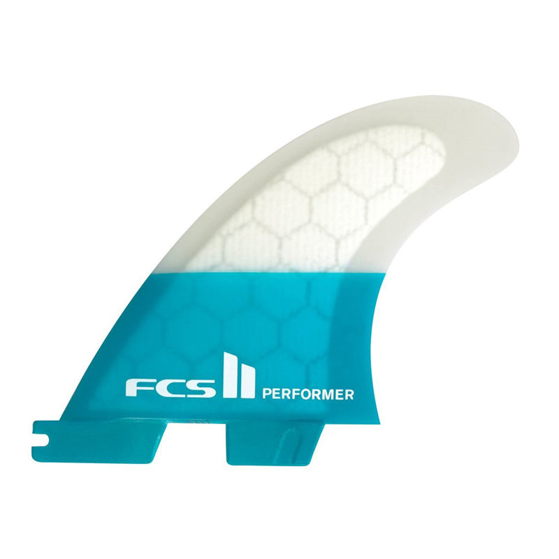 FCS II Performer PC Quad Set Surf Fins