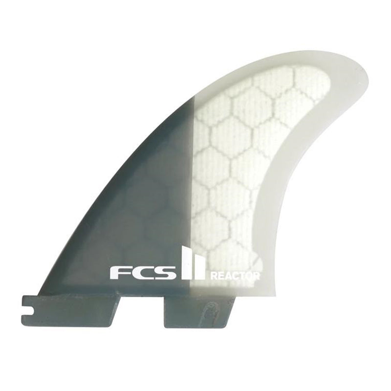 FCS II Reactor PC Medium Tri Set Surf Fins FA19