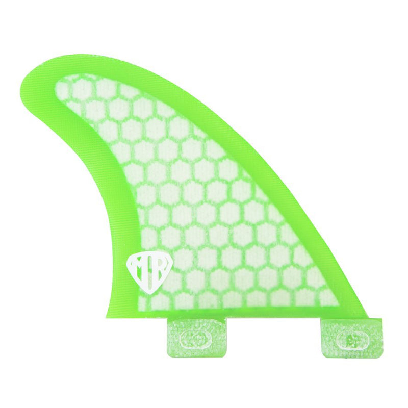 FCS MR-TFX PC Carbon Twin + Stabiliser Surf Fins SP20