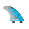 FCS PC Tri-Set Surf Fins