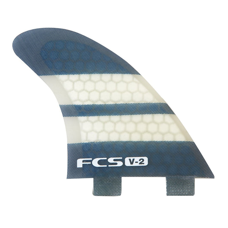 FCS V2 PC Quad Set Surf Fins SP20