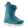 Womens Mint Boa Snowboard Boot