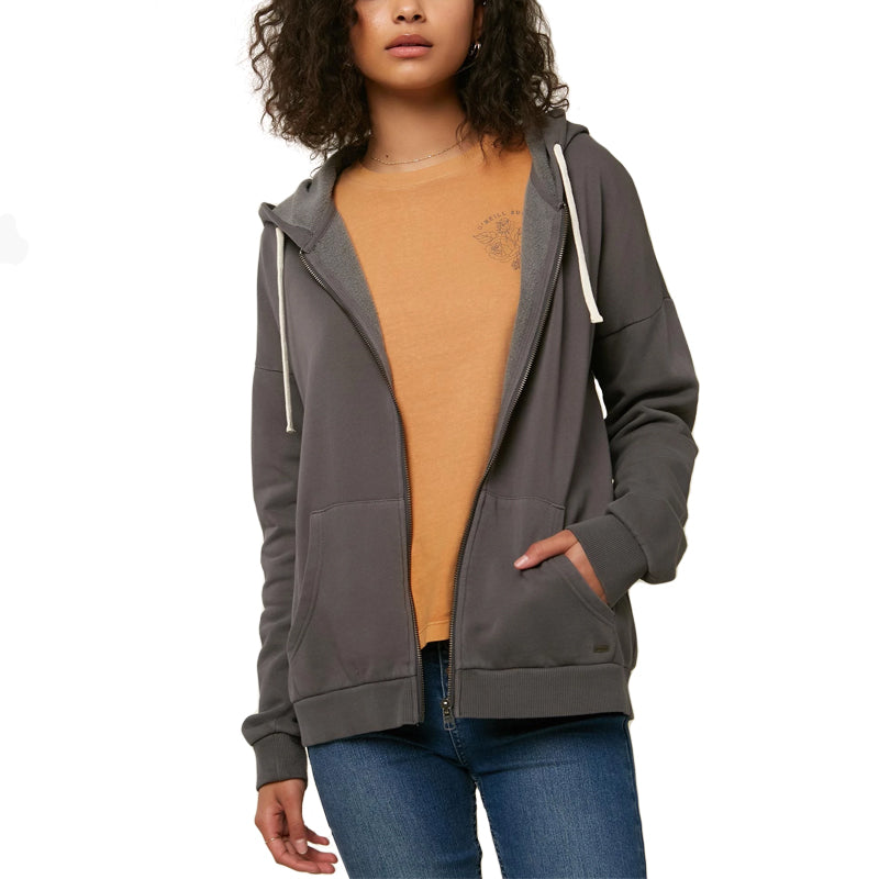 Womens Dana Point Zip Up Hoodie