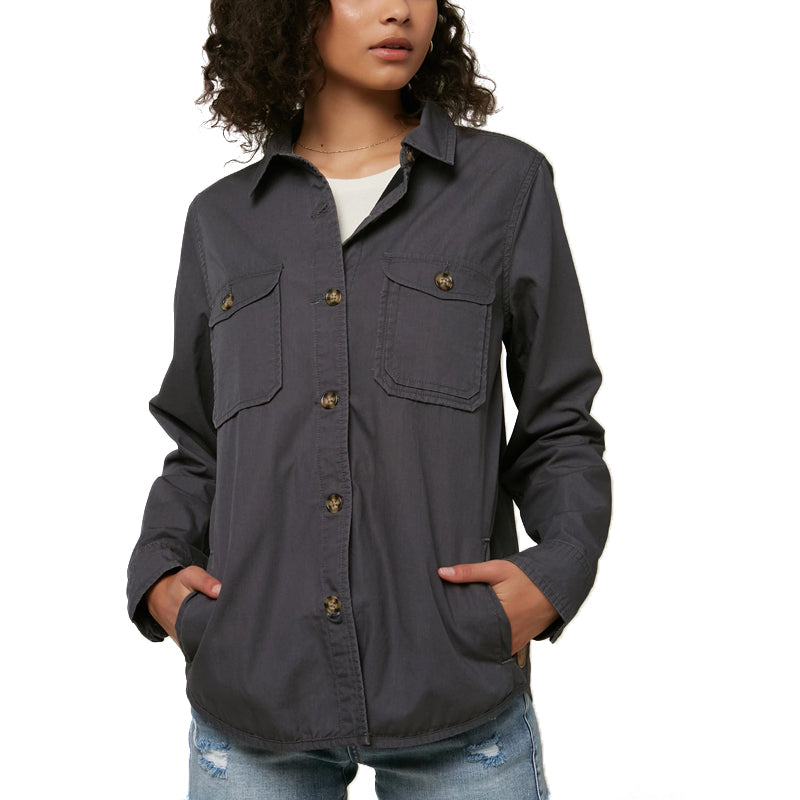 Firelight Shirt Jacket