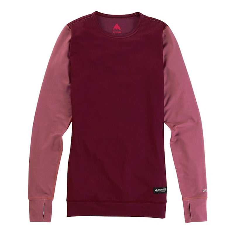 Womens Midweight Base Layer Crew '20
