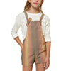 Girls Marsha Stripe Overalls