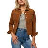Womens Corduroy Jacket