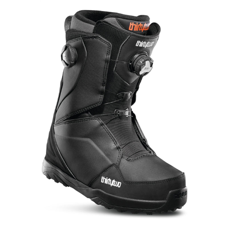 Mens Lashed Double Boa Snowboard Boot