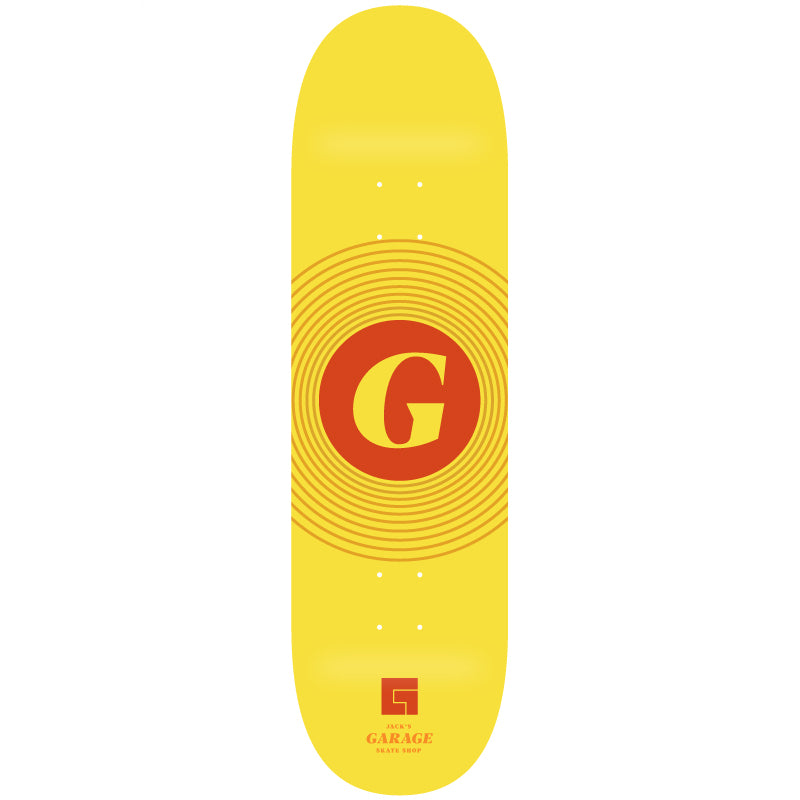 Frequency Skate Deck