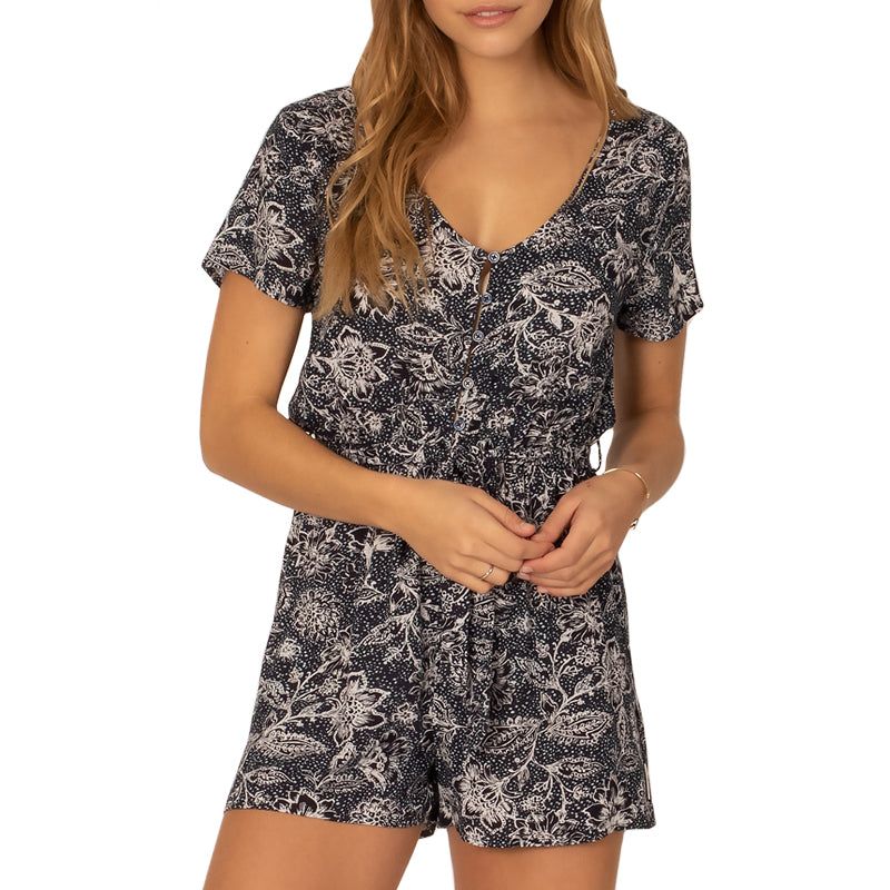 Sisstrevolution Women's Make Me Wonder Romper