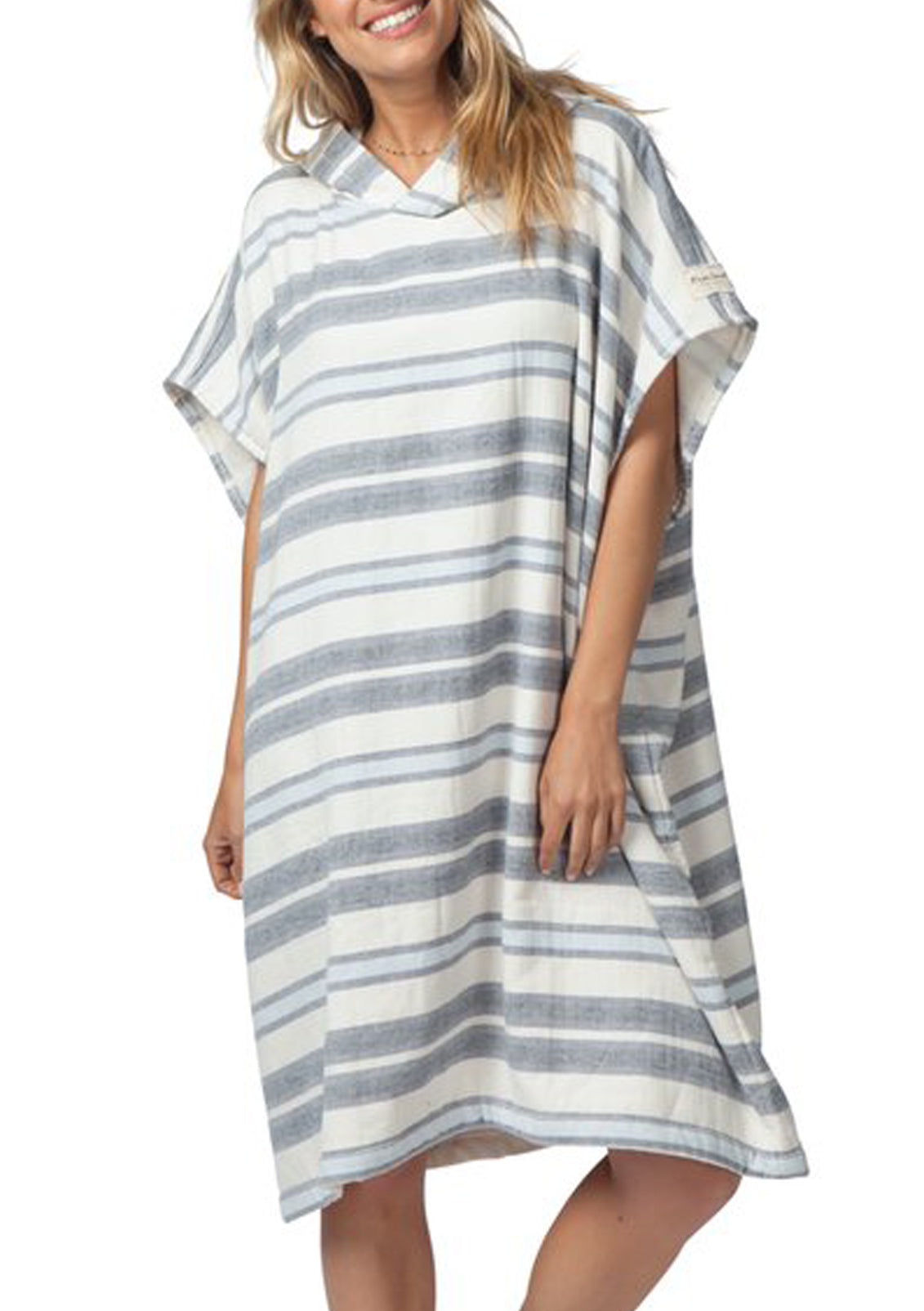 Rip Curl Women's Marley Stripe Hooded Towel