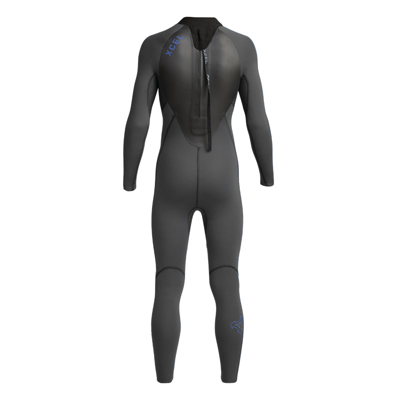 Xcel Youth Axis 4/3mm Back Zip Fullsuit Wetsuit SP20