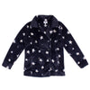 Girl's Avery Star Button Up Coat Jacket