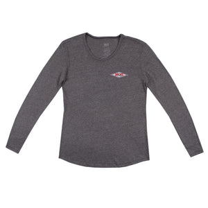 Women's CA Diamond Transport L/S Tee