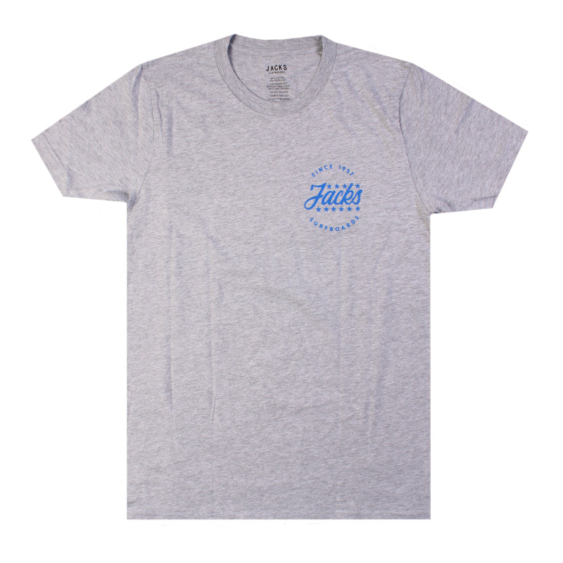 Jacks Surfboard Freedom Short Sleeve Tee