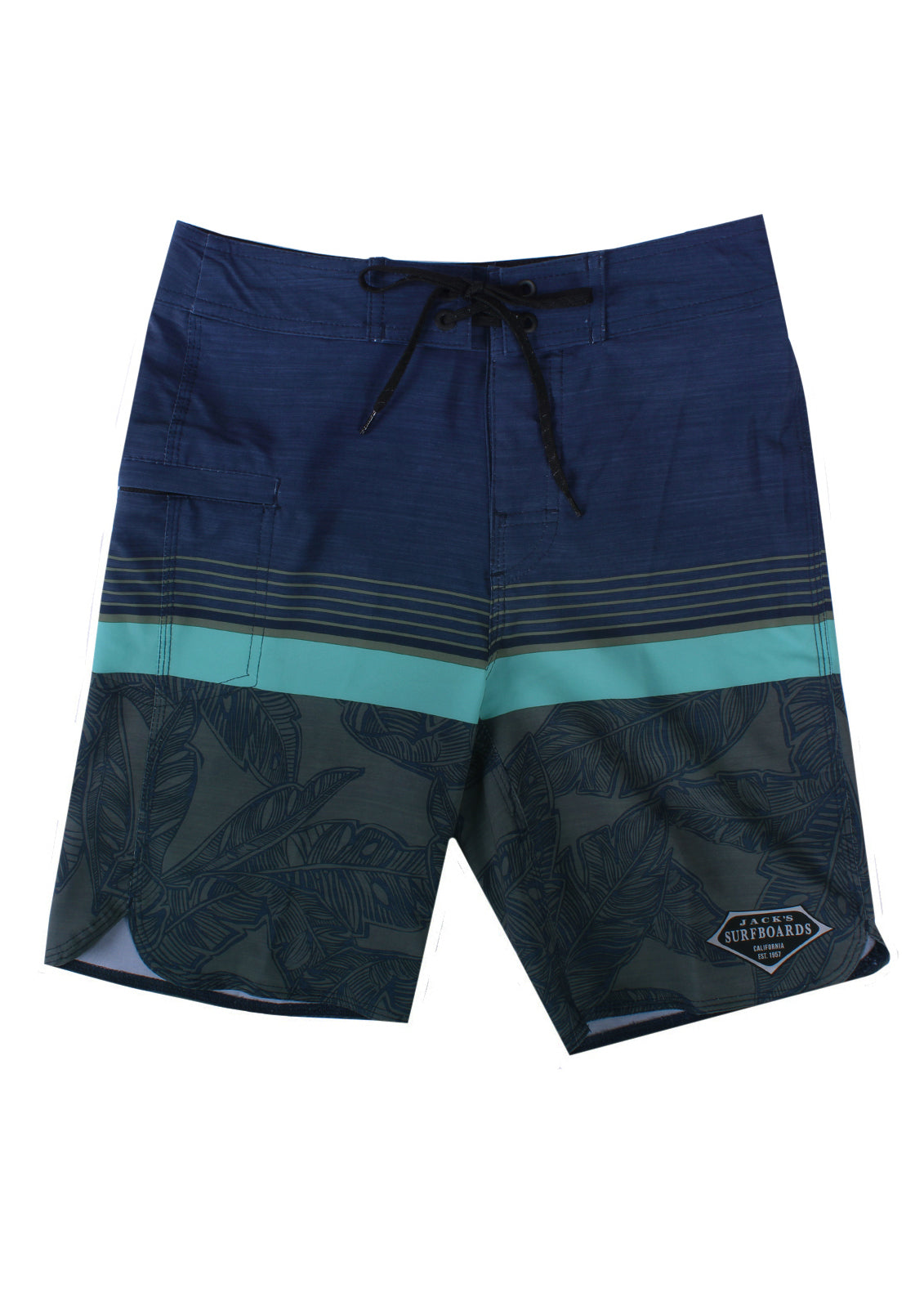 Jacks Surfboard Boys Visual Boardshort