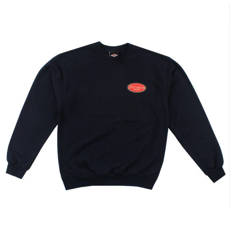 Country Squire Crewneck Pullover