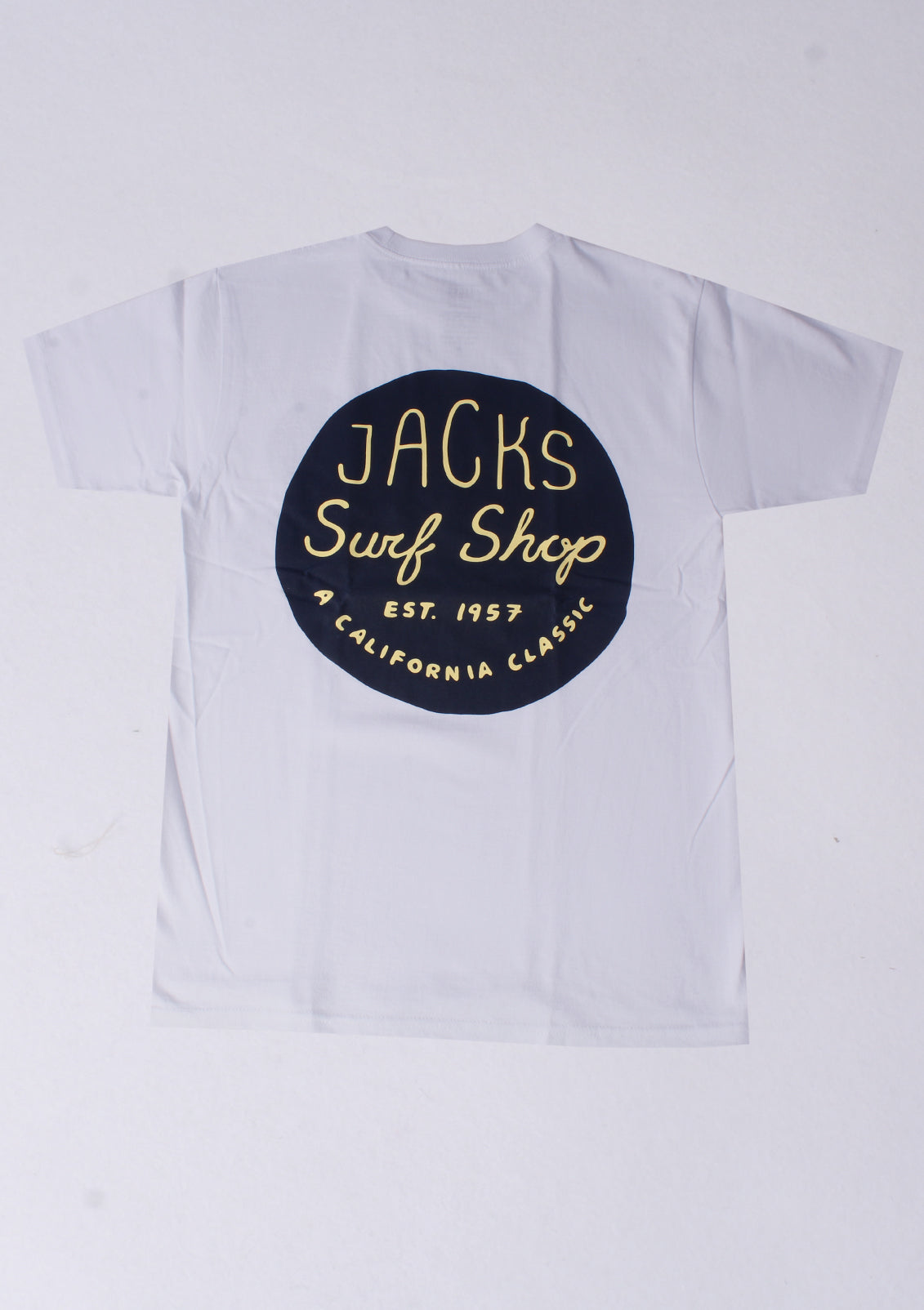 Jacks Surfboards Indicators Short Sleeve Tee