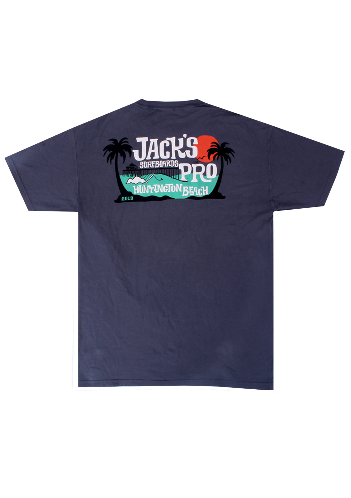 Jacks Pro Lefty Short Sleeve Tee