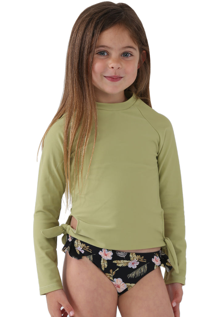 Jacks Surfboard Girls Harper Long Sleeve Top
