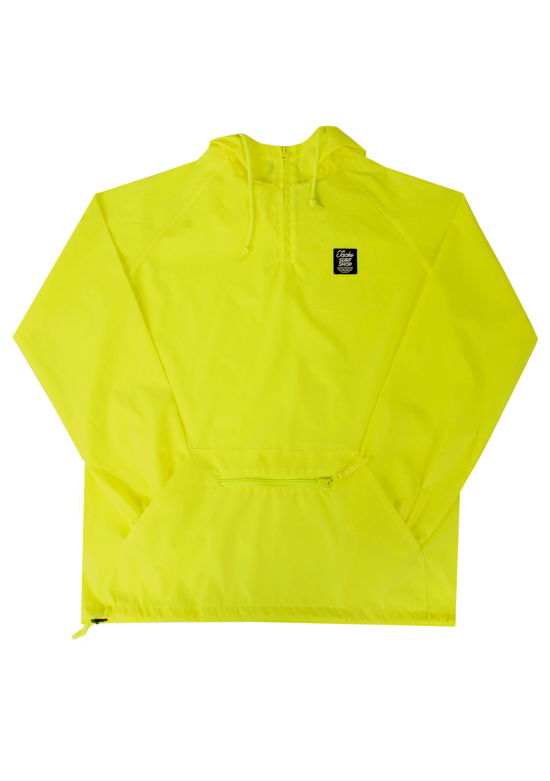 Jacks Surfboards Thumbprint Anorak Jacket
