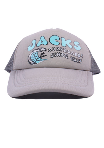 Jacks Surfboard Toddler Frothy 1 Trucker Hat
