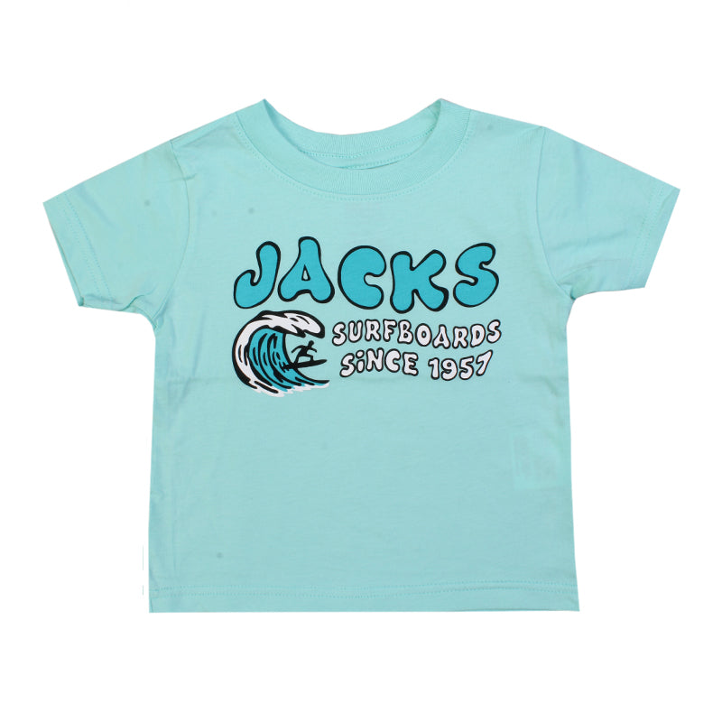 Jacks Surfboard Toddler Air Drop Short Sleeve Tee