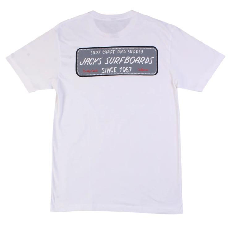 Jacks Surfboard Archer Short Sleeve Tee