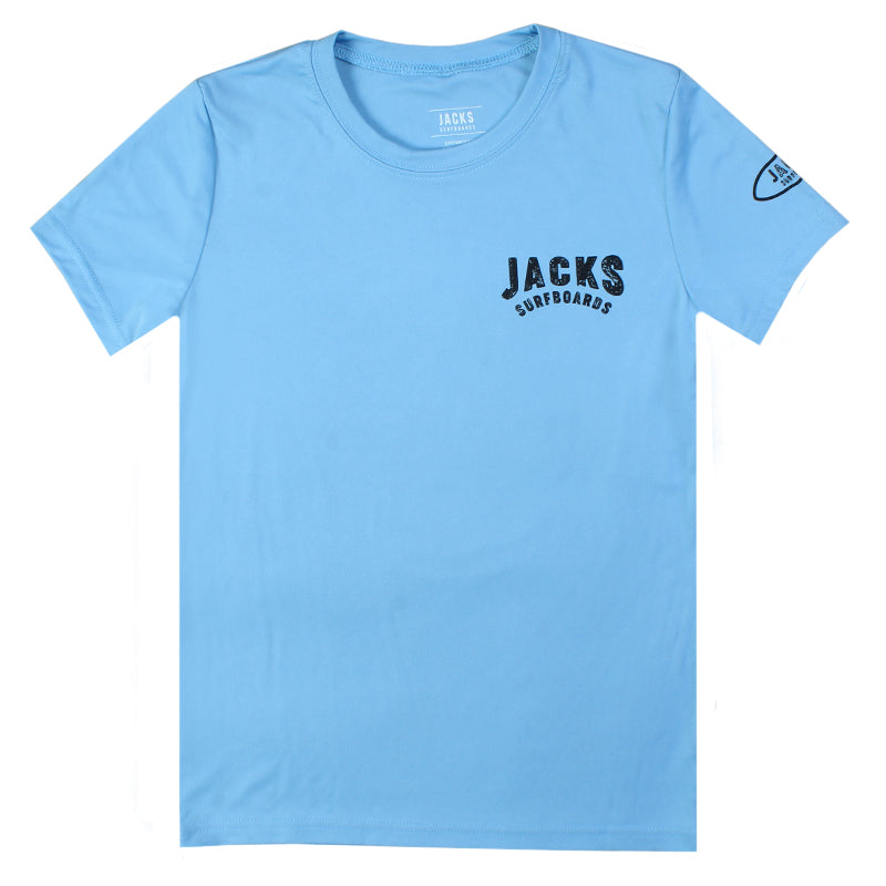 Jacks Surfboard Boys Bliss Short Sleeve Sport Tee