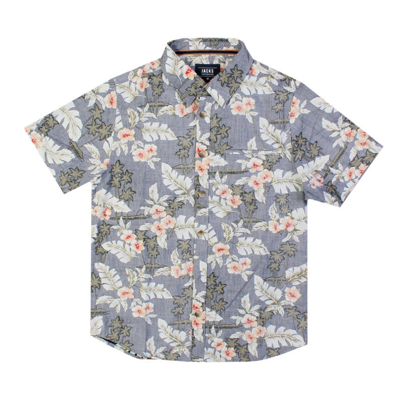 Boys For Shore Button Up Shirt