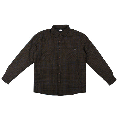 Brandon Button Up Jacket