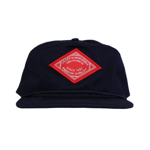 Jacks Surfboard Carbon Snapback