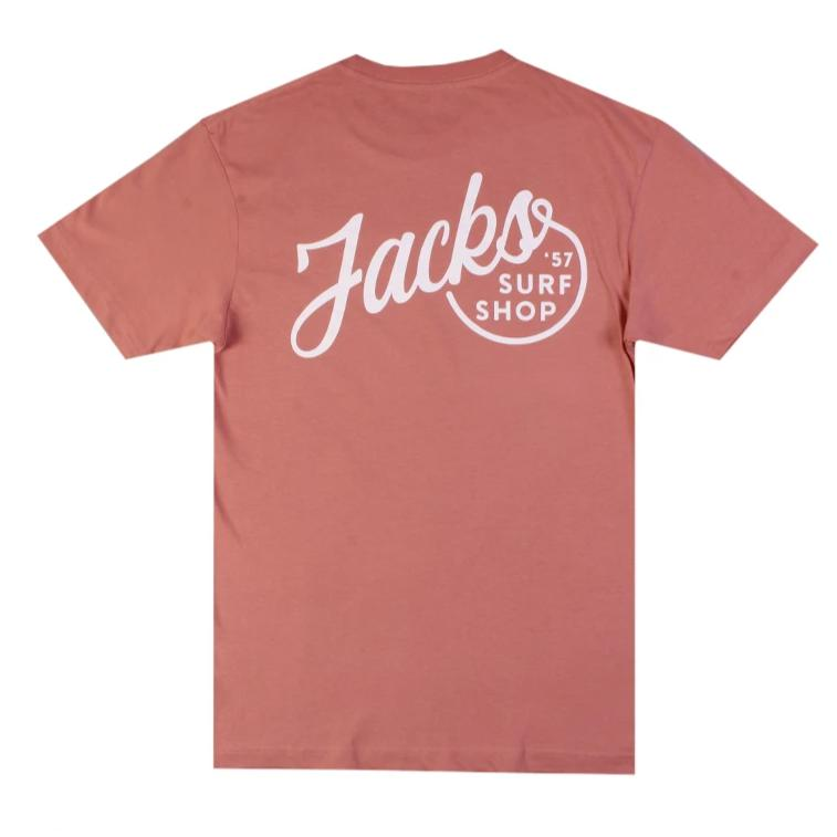 Jacks Surfboard Clarke Short Sleeve Tee